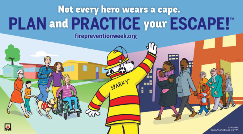 BHC's Annual Fire Prevention Week Open House Set for Oct. 11