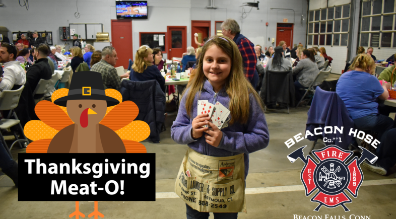 Thanksgiving Meat-O Returns on Nov. 23