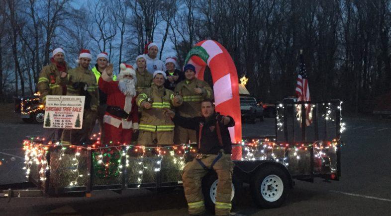 BHC Plans Christmas Mega-Day Dec. 7 with Santa Visits, Parade, and Movie
